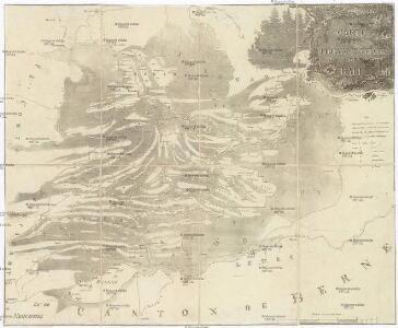 Carte du cidevant evéche de Bale