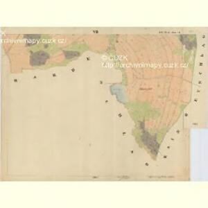 Deutsch Reichenau - c6659-2-007 - Kaiserpflichtexemplar der Landkarten des stabilen Katasters