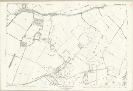 Buckinghamshire V.16 (includes: Chicheley; North Crawley) - 25 Inch Map