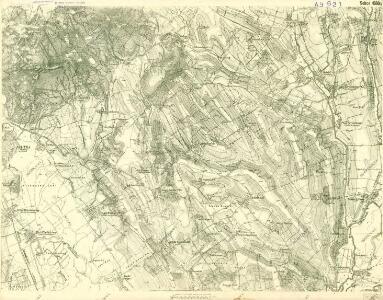 III. vojenské mapování 4660/4