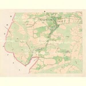 Gross Lhotta (Welka Lhotta) - m3310-1-002 - Kaiserpflichtexemplar der Landkarten des stabilen Katasters