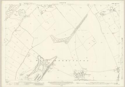 Durham XIII.8 (includes: Herrington; Houghton Le Spring; Offerton) - 25 Inch Map
