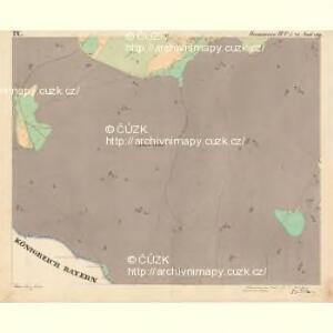 Hammern - c1768-1-009 - Kaiserpflichtexemplar der Landkarten des stabilen Katasters