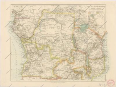 Äquatorial - Afrika