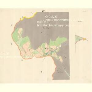 Strany - m2897-1-011 - Kaiserpflichtexemplar der Landkarten des stabilen Katasters