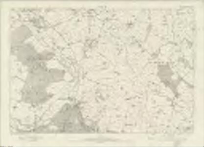 Staffordshire XXXVIII - OS Six-Inch Map