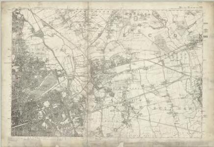 Essex LXXIII - OS Six-Inch Map