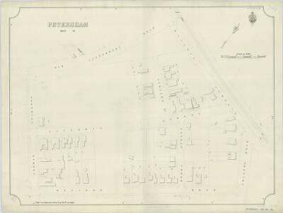 Petersham, Sheet 28, 1890