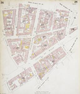 Insurance Plan of Sheffield (1896): sheet 26