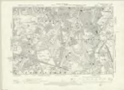 London XI.SW - OS Six-Inch Map