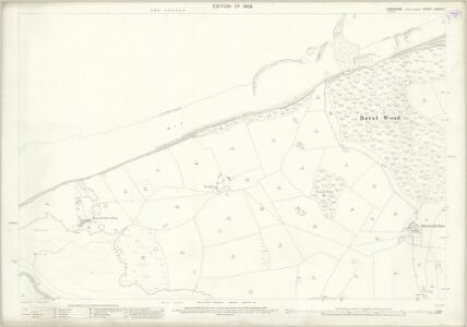 Hampshire and Isle of Wight LXXXIX.11 (includes: Calbourne) - 25 Inch Map