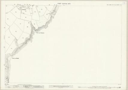 Isle of Man VIII.8 - 25 Inch Map