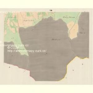 Branek (Branky) - m0204-1-006 - Kaiserpflichtexemplar der Landkarten des stabilen Katasters