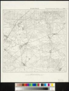 Meßtischblatt 3248 : Grüntal (Mark), 1942