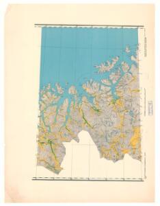 Skogkart paa grundlag av det Hydrografiske kart, blad 7