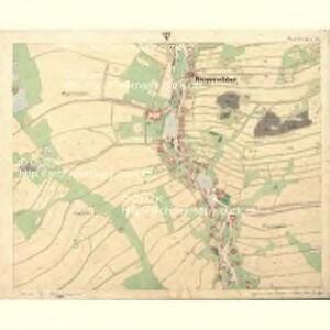 Riegerschlag - c4194-1-005 - Kaiserpflichtexemplar der Landkarten des stabilen Katasters