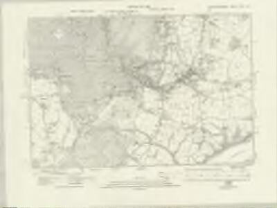 Gloucestershire XXXIX.SE - OS Six-Inch Map