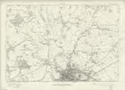 Gloucestershire XXV - OS Six-Inch Map
