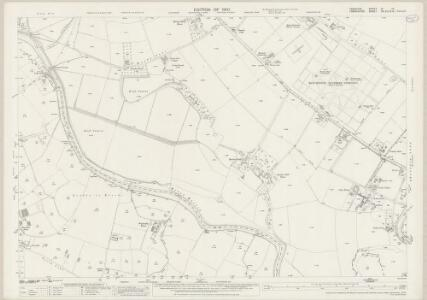 Cheshire IX.12 (includes: Manchester; Sale) - 25 Inch Map