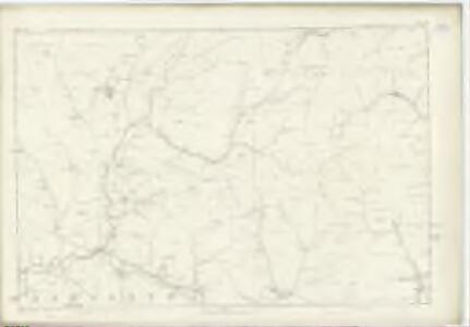Dumfriesshire, Sheet XLIV - OS 6 Inch map