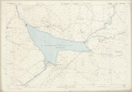 Yorkshire CXXXIV.8 (includes: Appletreewick; Hartlington) - 25 Inch Map