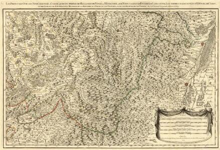Les Prevotez Offices Senéchaussée, et Comté, qui font Partie de Balliages de Vosge ou Mirecour et de Nancy, dans le Duché Lorraine les Terres Adjacentes d'Épinal, de Chaté &c. :