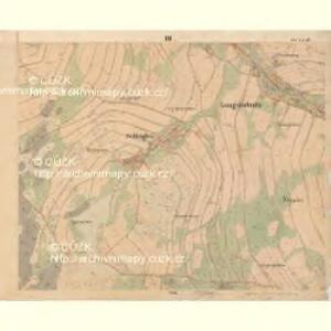 Langstrobnitz - c1135-1-003 - Kaiserpflichtexemplar der Landkarten des stabilen Katasters