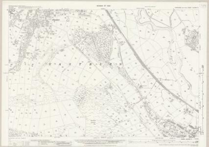 Yorkshire CLXXXV.11 (includes: Keighley; Silsden; Steeton With Eastburn) - 25 Inch Map