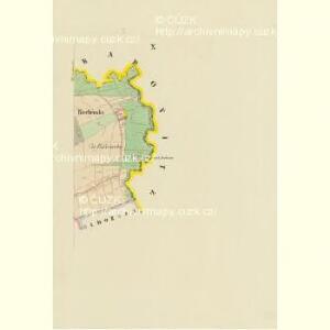 Taus (Domazlice) - c1433-1-008 - Kaiserpflichtexemplar der Landkarten des stabilen Katasters