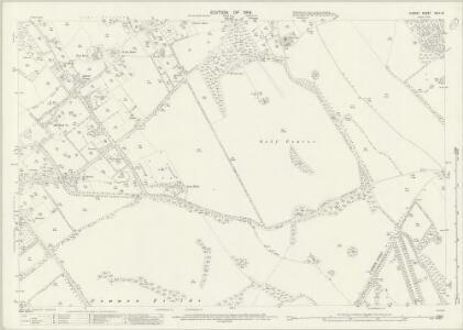 Surrey XVIII.16 (includes: Ashtead; Leatherhead) - 25 Inch Map