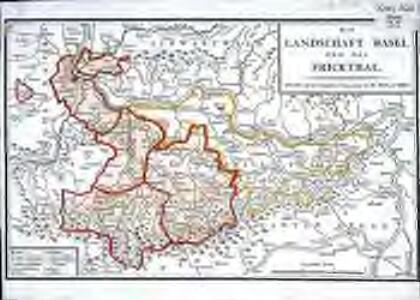 Die Landschaft Basel und das Frickthal