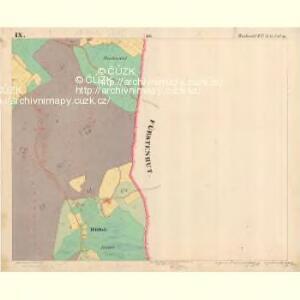 Buchwald - c0626-1-013 - Kaiserpflichtexemplar der Landkarten des stabilen Katasters