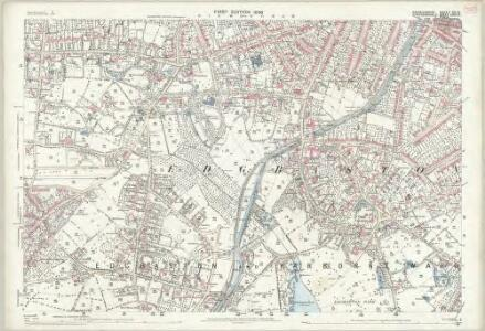 Warwickshire XIII.12 (includes: Birmingham) - 25 Inch Map