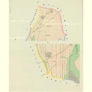 Grulich - c3491-1-001 - Kaiserpflichtexemplar der Landkarten des stabilen Katasters