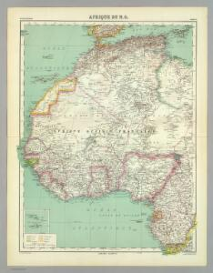 Afrique du N.O.