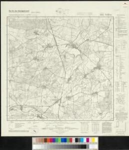 Meßtischblatt 4047 : Golßen, 1942