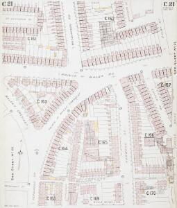 Insurance Plan of London North West District Vol. C: sheet 21