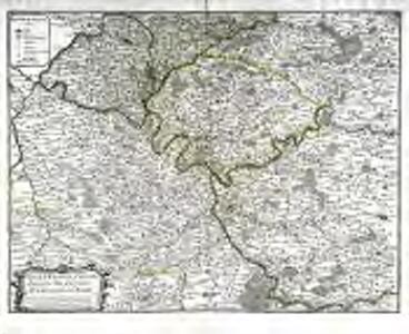 L'Isle de France, le Valois, le Vexin-François, le Hvrepoix, et la Brie