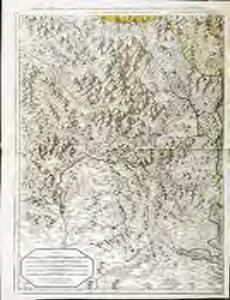 Partie du Briançonnois, du Graisivaudan, du Gapençois et l'Ambrunois dans le Daufiné