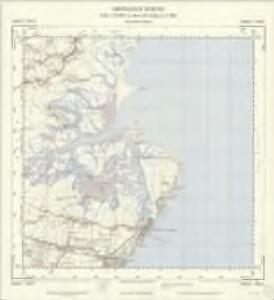TM22 - OS 1:25,000 Provisional Series Map