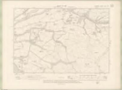 Ayrshire Sheet LXVI.SW - OS 6 Inch map