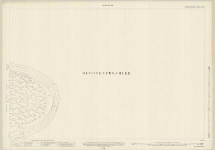 Monmouthshire XXVI.6 (includes: Tidenham; Tintern) - 25 Inch Map