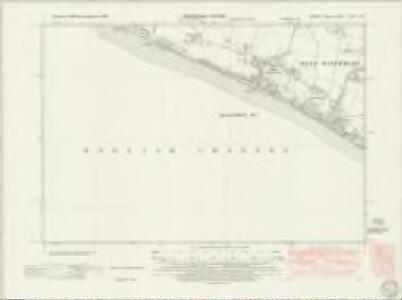 Sussex LXXII.SE - OS Six-Inch Map