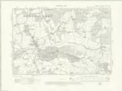 Sussex XLIV.SW - OS Six-Inch Map