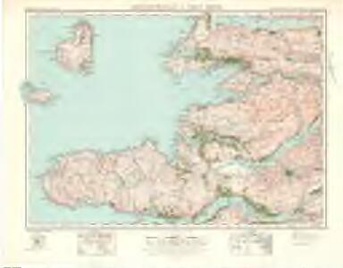 Ardnamurchan  & Loch Shiel (46) - OS One-Inch map