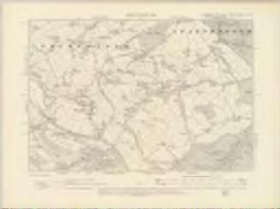 Yorkshire CCLXXXII.NW - OS Six-Inch Map