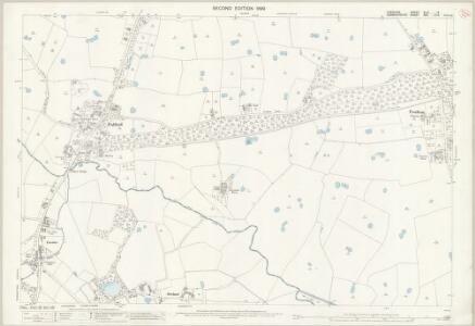 Cheshire XLVI.14 (includes: Allington; Burton; Poulton; Pulford) - 25 Inch Map