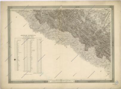 General-Karte des Königreiches Galizien und des Herzogthumes Bukovina