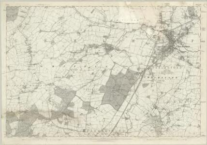 Essex LI - OS Six-Inch Map