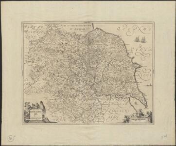 Ducatus Eboracensis anglice Yorkshire